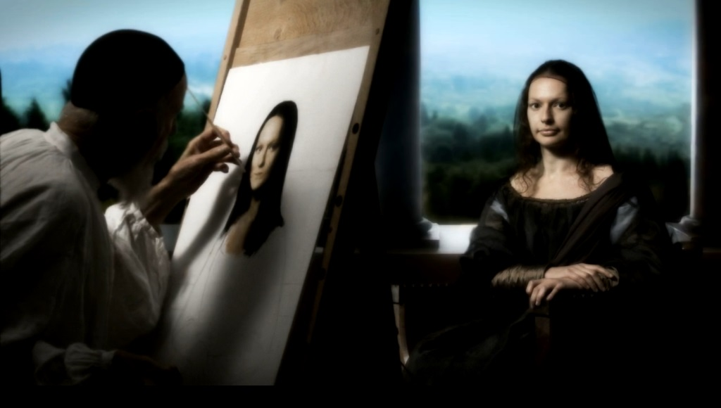 Mona Lisa, costume Pauline Loven