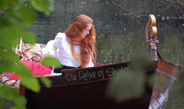 The Ladye of Shalott